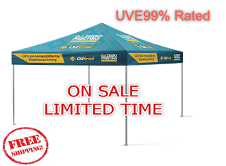 3x3m Gazebo roof special